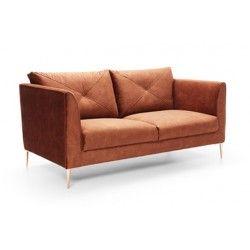 Sofa 2 os. nierozkładana Farina