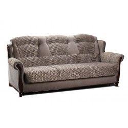 Sofa 3 os. rozkładana Leonardo Lux