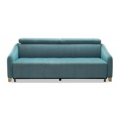 Sofa rozkładana 3 os. Saxo