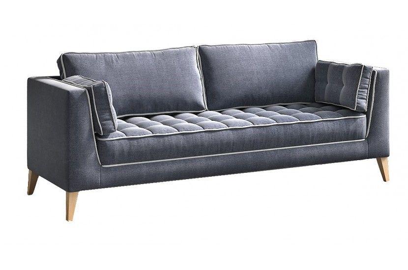 Sofa 3 os. nierozkładana Scandi