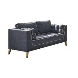 Sofa 2 os. nierozkładana Scandi