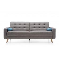 Sofa Nappa 3 os. z funkcją spania