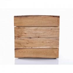 Woodline Szafka z szufladami szeroka