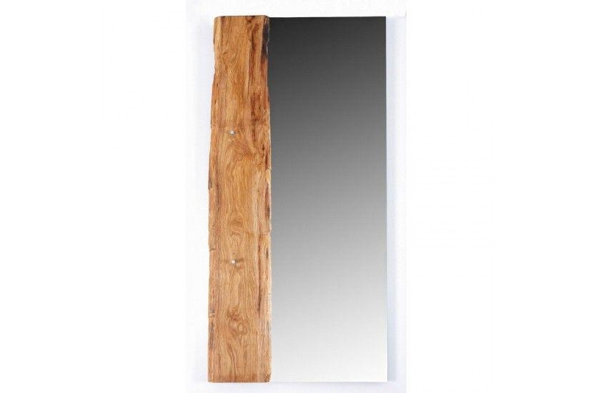 Woodline Lustro średnie