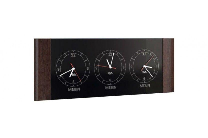 Zegar potrójny Riva
