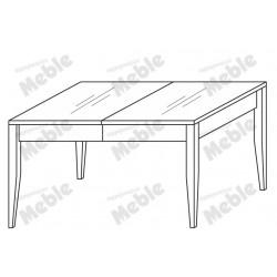 Stół Mido 601002+601003