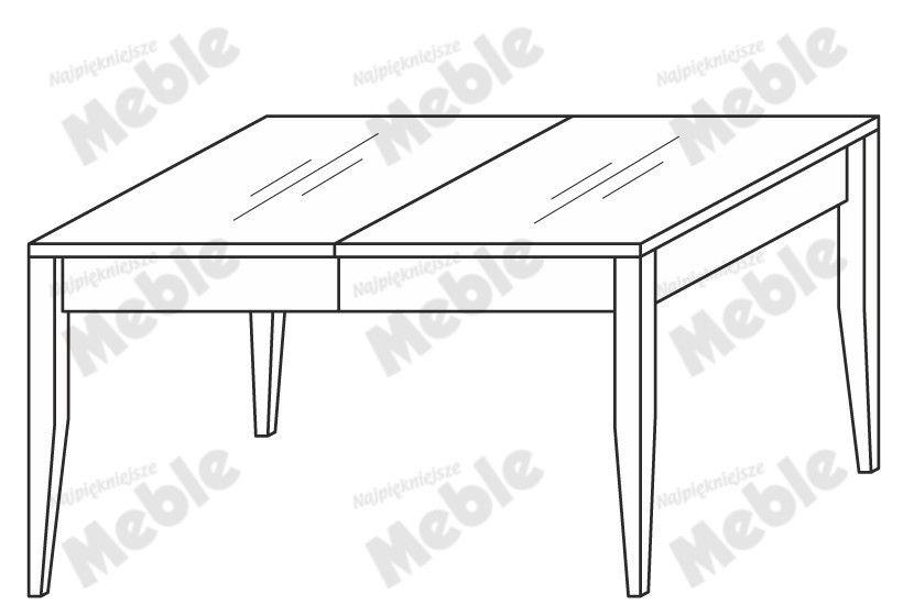 Stół Mido 601002