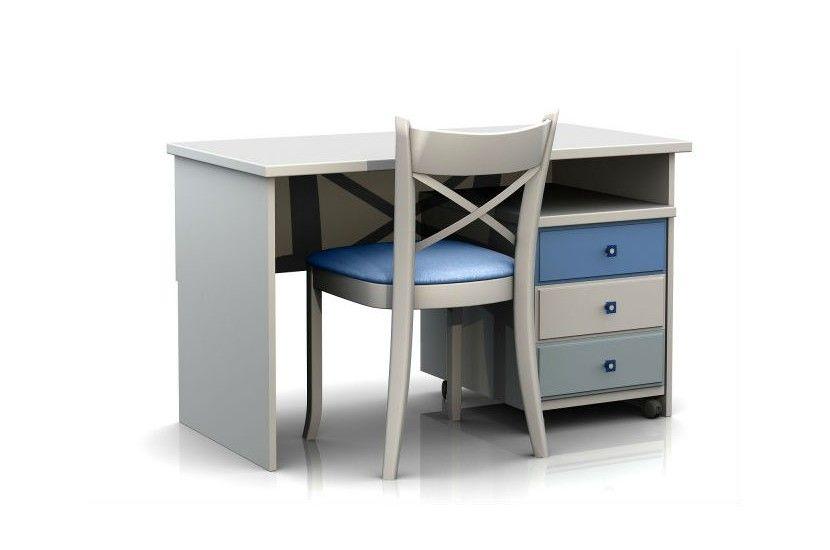 biurko Vinci Blue BL11