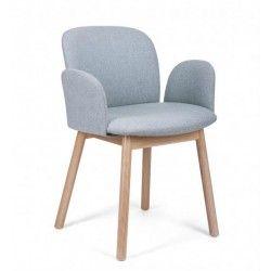 Krzesło April 1 dąb