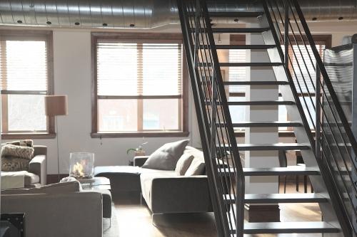Styl loftowy - wnętrze i meble